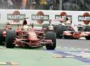 Felipe Massa embola disputa do Mundial de Fórmula 1