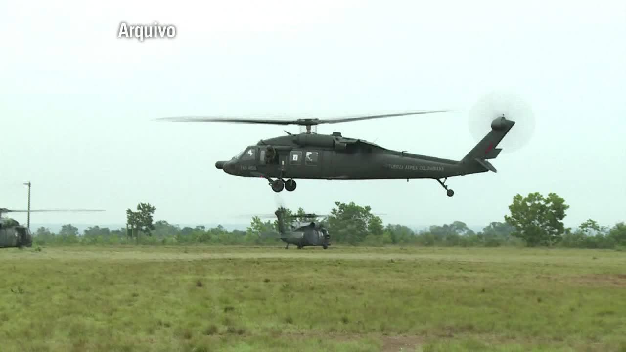 Ofensiva militar mata integrantes das Farc