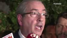 Eduardo Cunha: 'não vou renunciar'