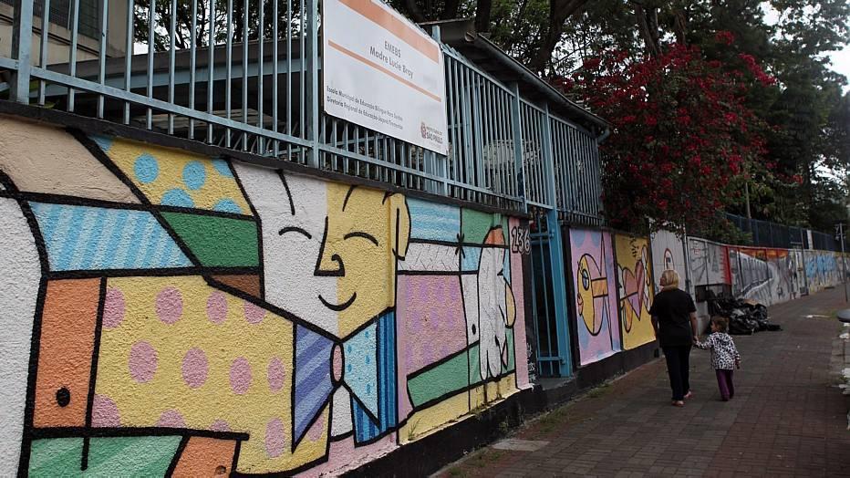 Uma em cada 5 escolas de SP requer reformas