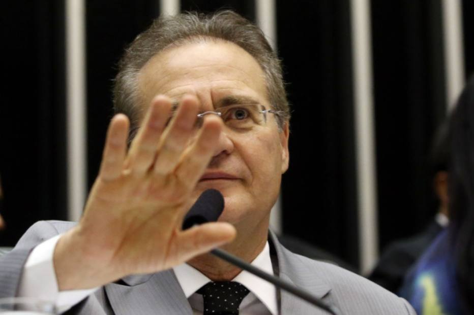 Senador Renan Calheiros (PMDB-AL)