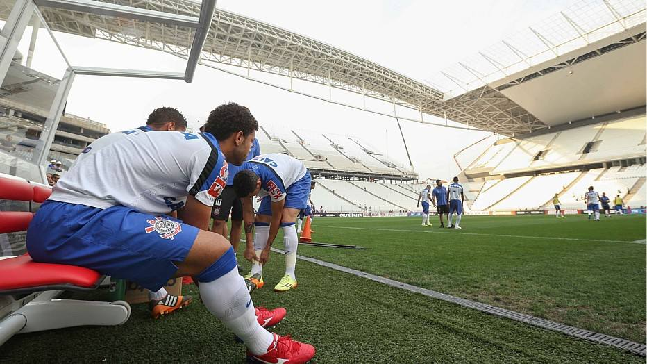 Corinthians enfrentará o Figueirense no próximo domingo, no principal teste d