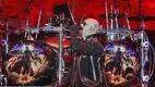 Vocalista Rob Halford na apresentação da banda Judas Priest na Arena Anhembi, em São Paulo. Foto:JF Diório/Estadão