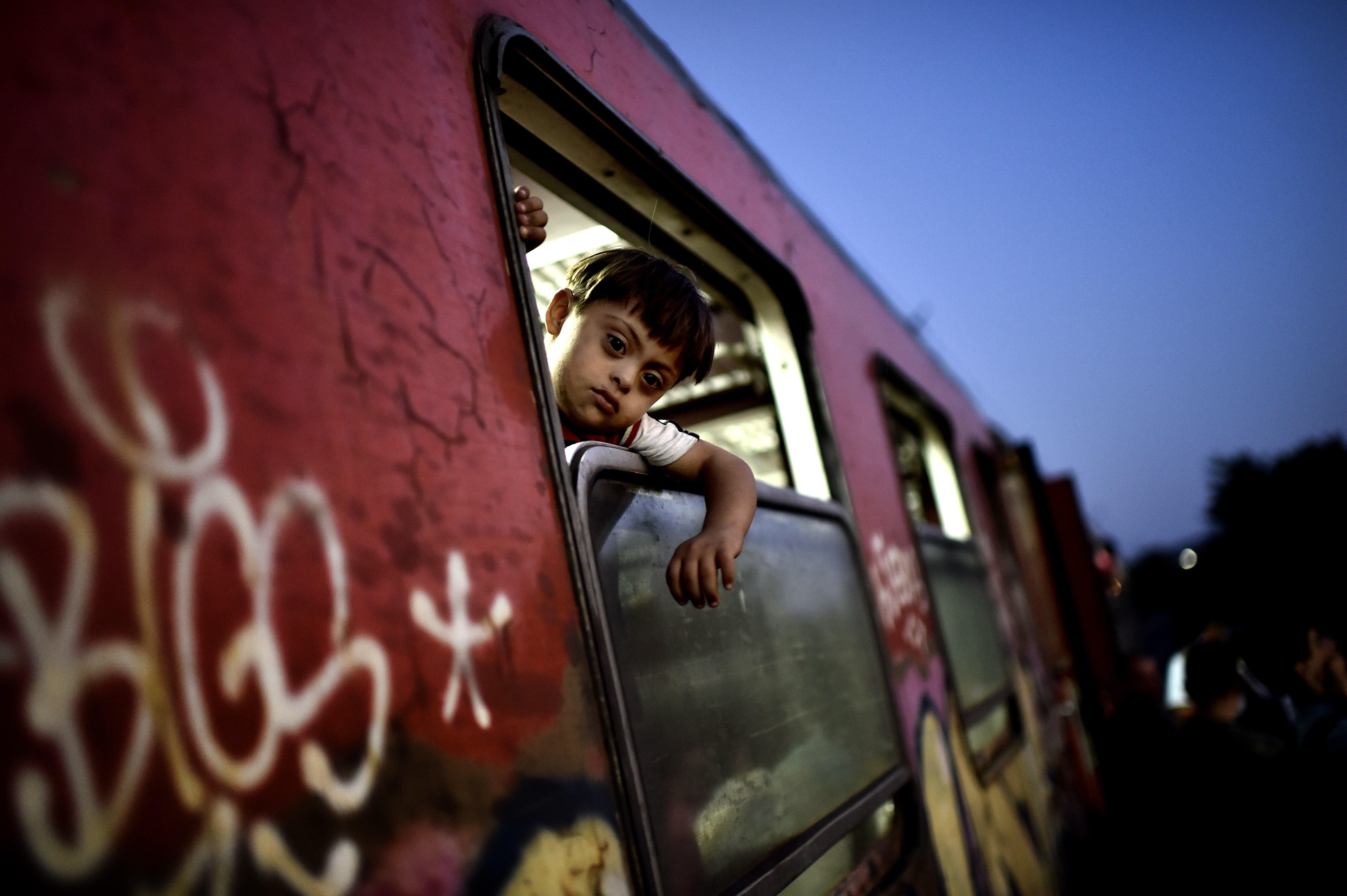 A luta dos imigrantes que querem chegar à Europa