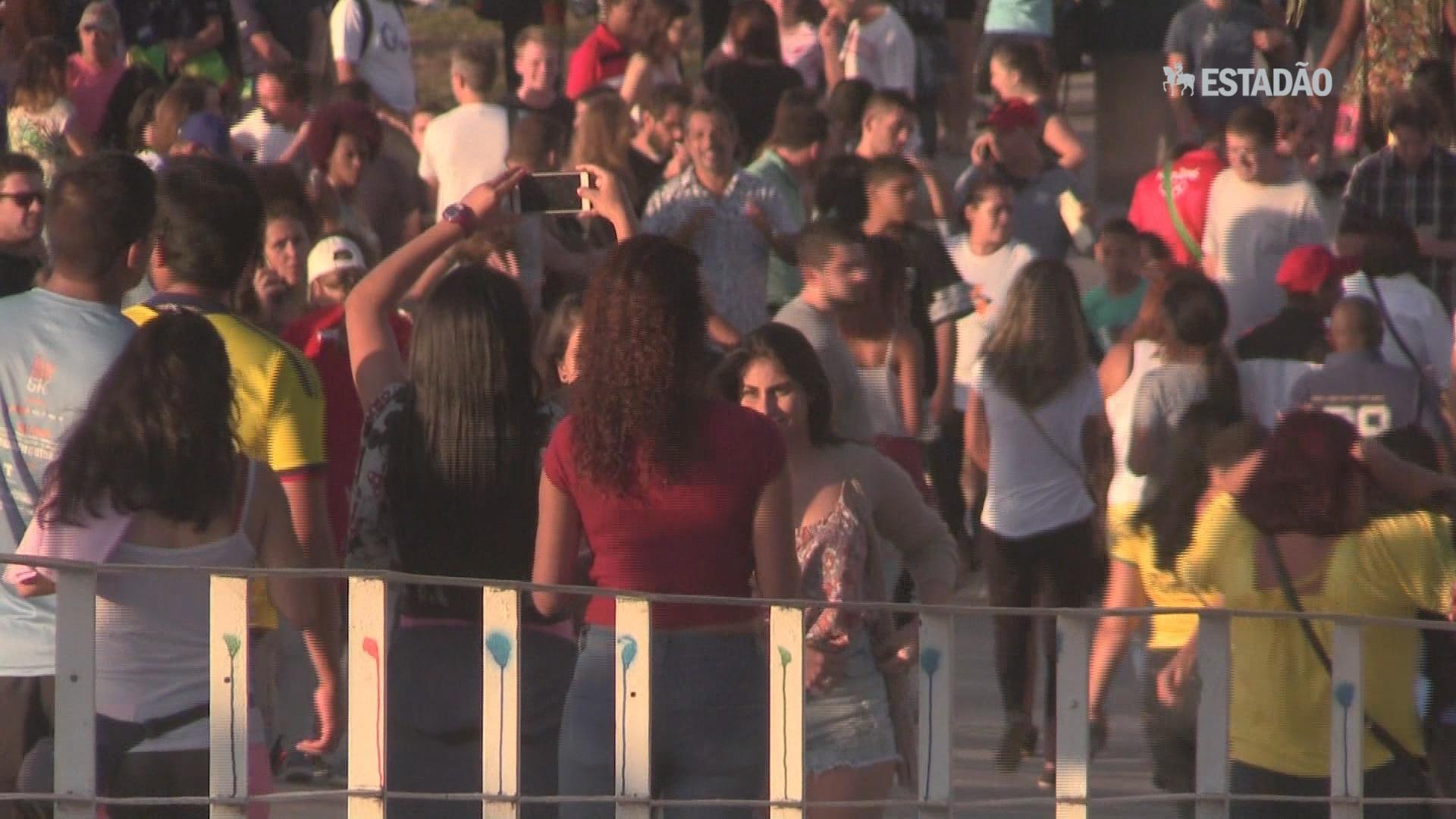 Maracanã recebe ensaio geral da Cerimônia de Abertura