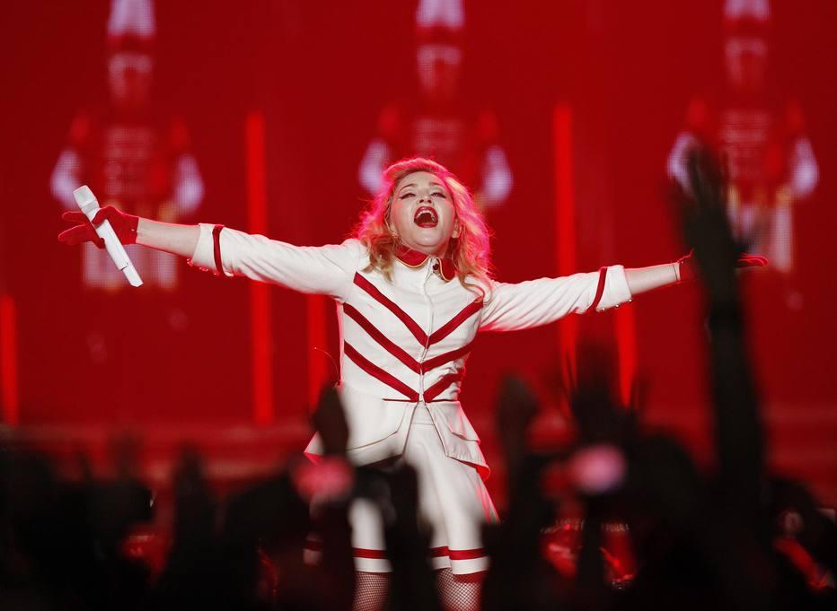 Madonna ganhará filme sobre carreira