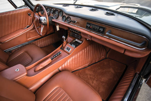 Iso Grifo 1966