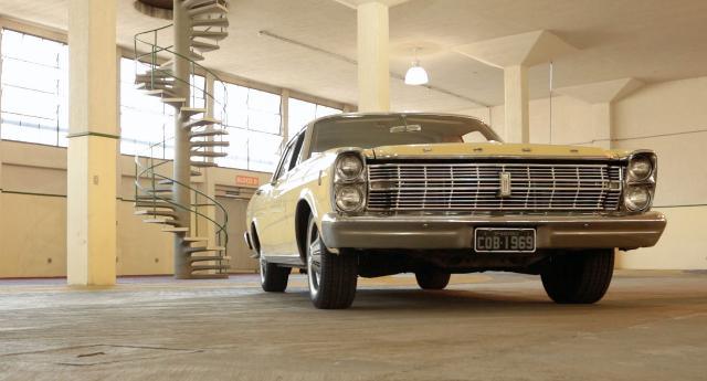 Ford Galaxie é parceiro fiel há 45 anos