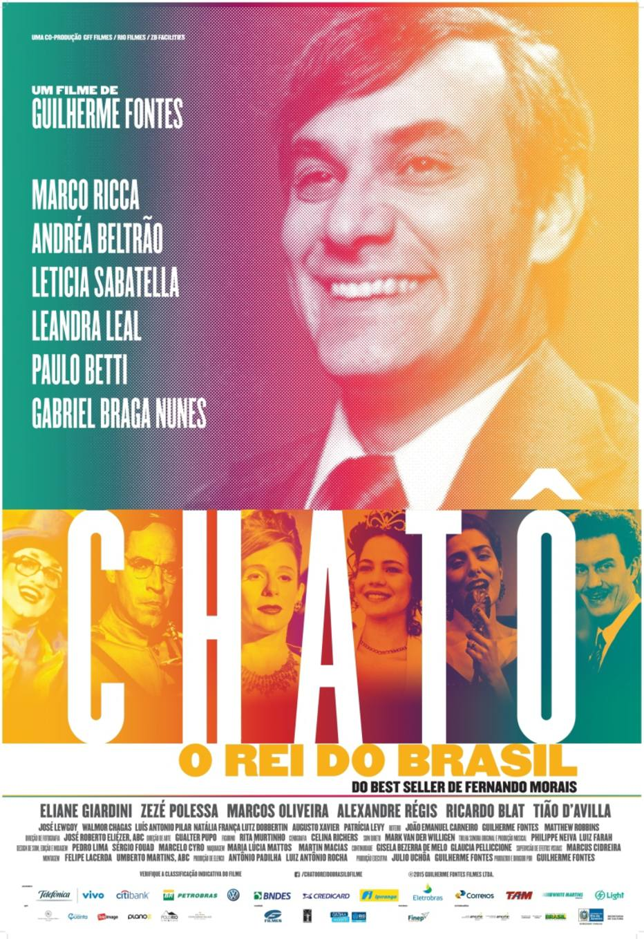 Chatô, o Rei do Brasil (2016) Torrent Nacional