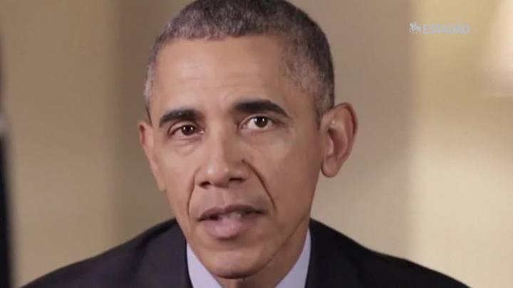 Obama diz que EUA não se deixarão aterrorizar