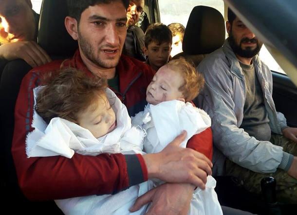 Síria - gêmeos
