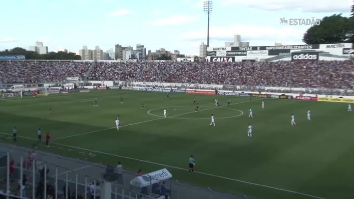 Corinthians faz 3 na Ponte e fica perto do título