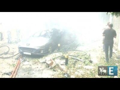 Explosão de carro-bomba mata autoridade de segurança em Beirute