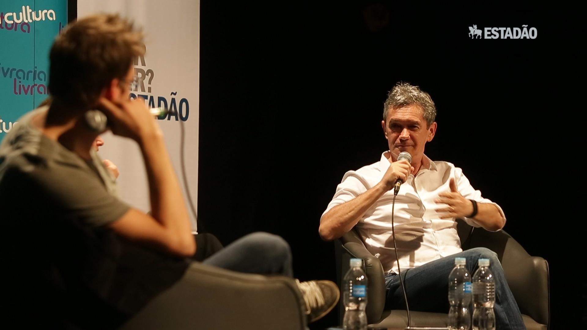 Serginho Groisman e Fábio Porchat debatem futuro da televisão