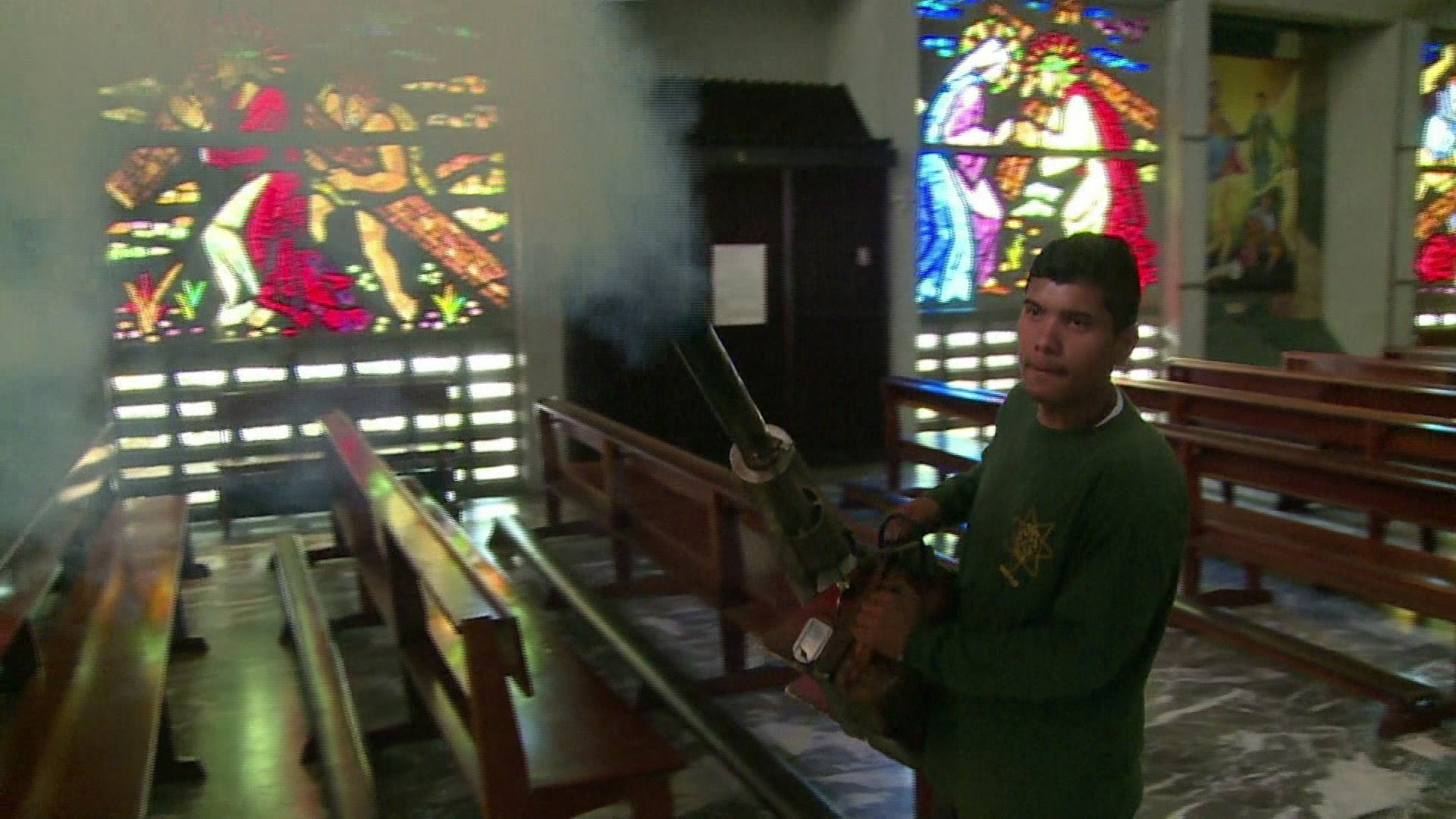 Venezuela confirma três mortes associadas ao vírus zika