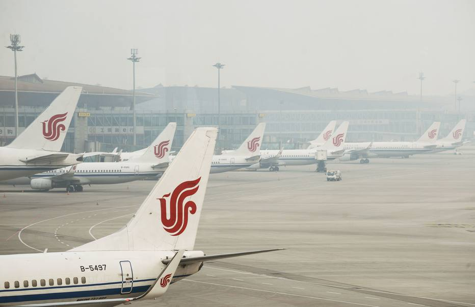 Air China suspende voos entre Pequim e Pyongyang