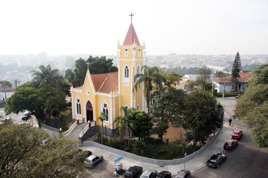 Igreja Nossa Senhora do Carmo/Divulgação