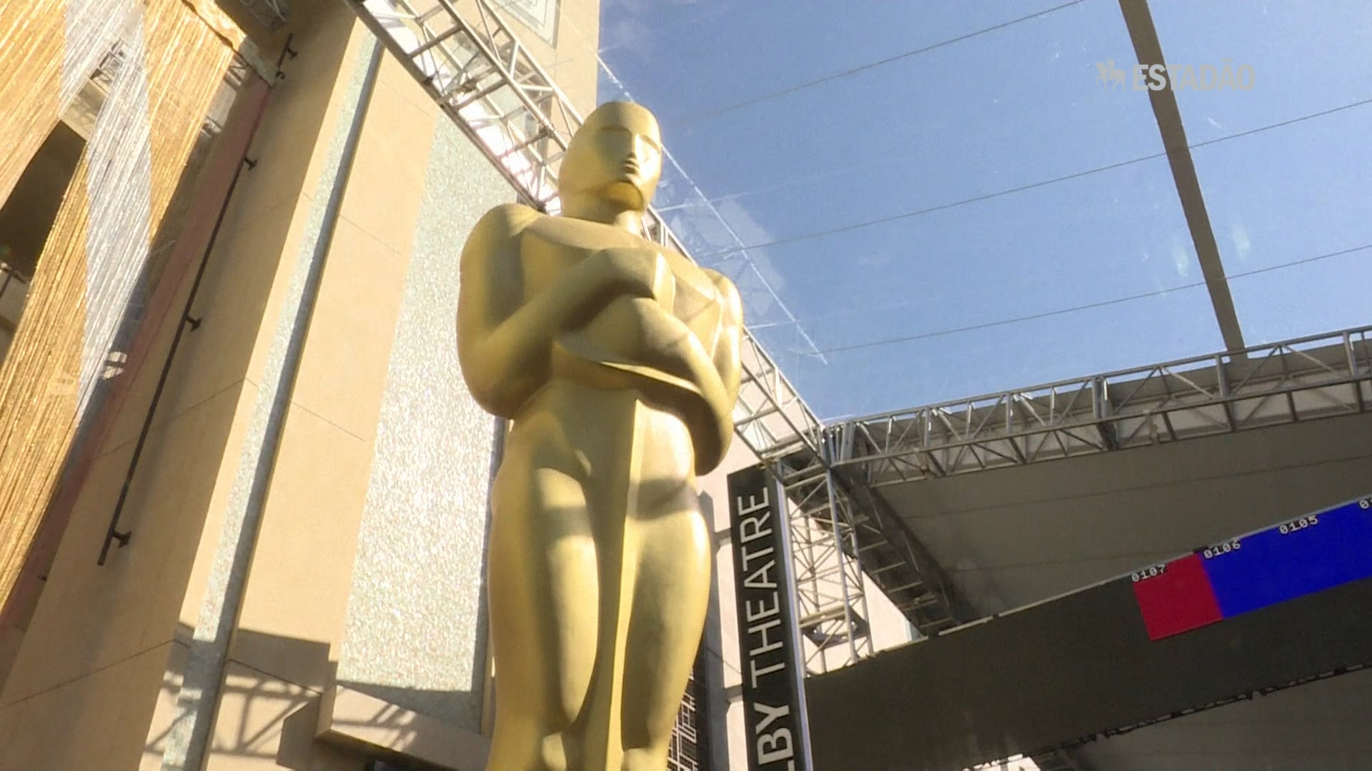 Hollywood se prepara para o Oscar
