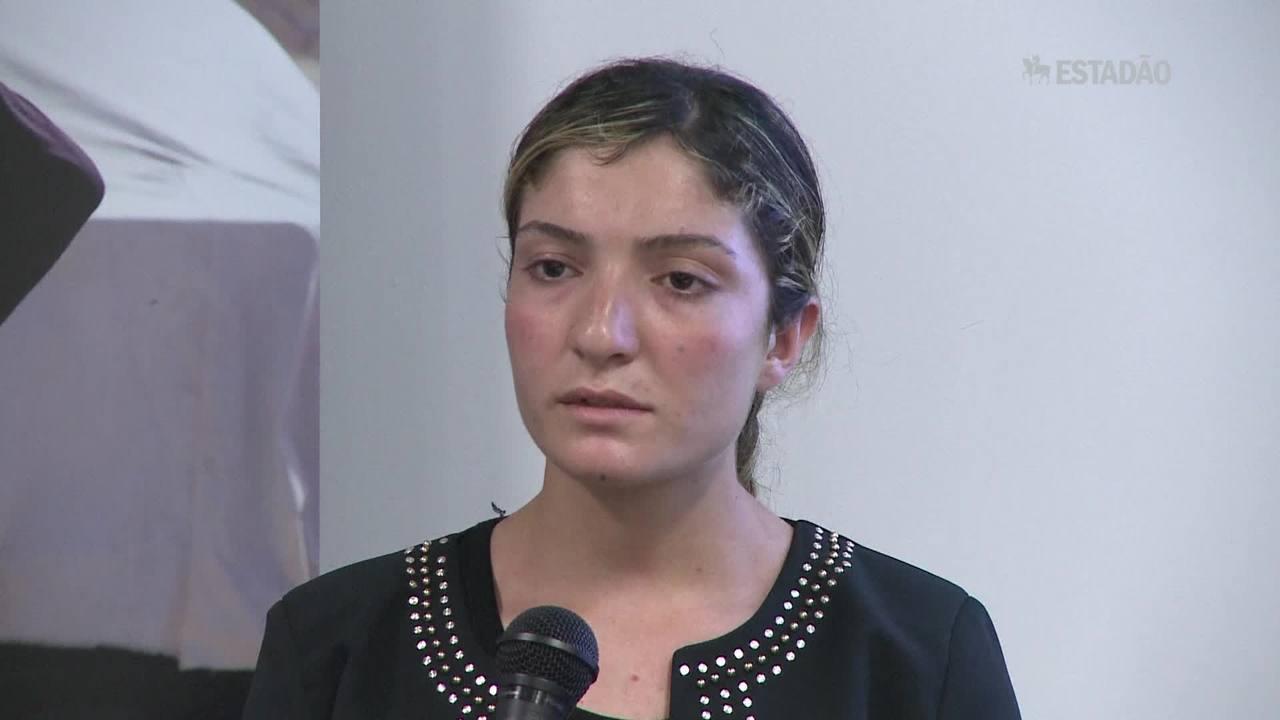 Vítima que sobrevivieu a sequestro do EI faz apelo