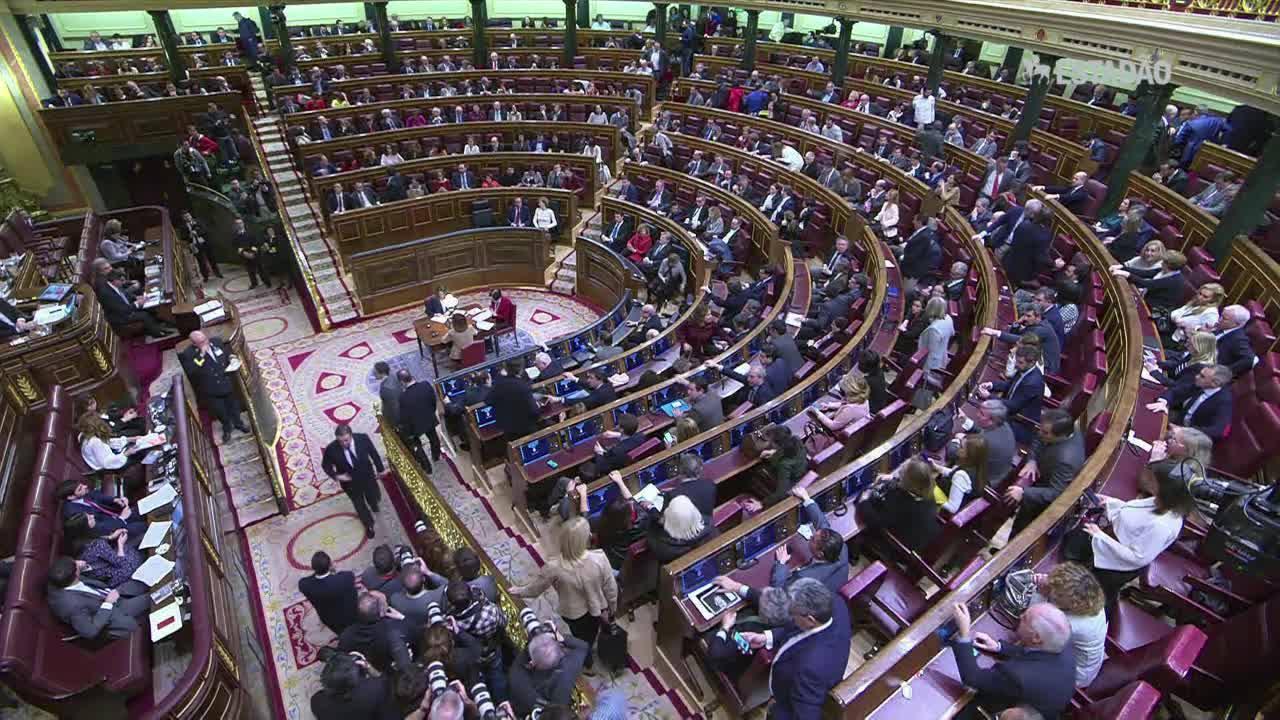 Espanha terá novas eleições legislativas