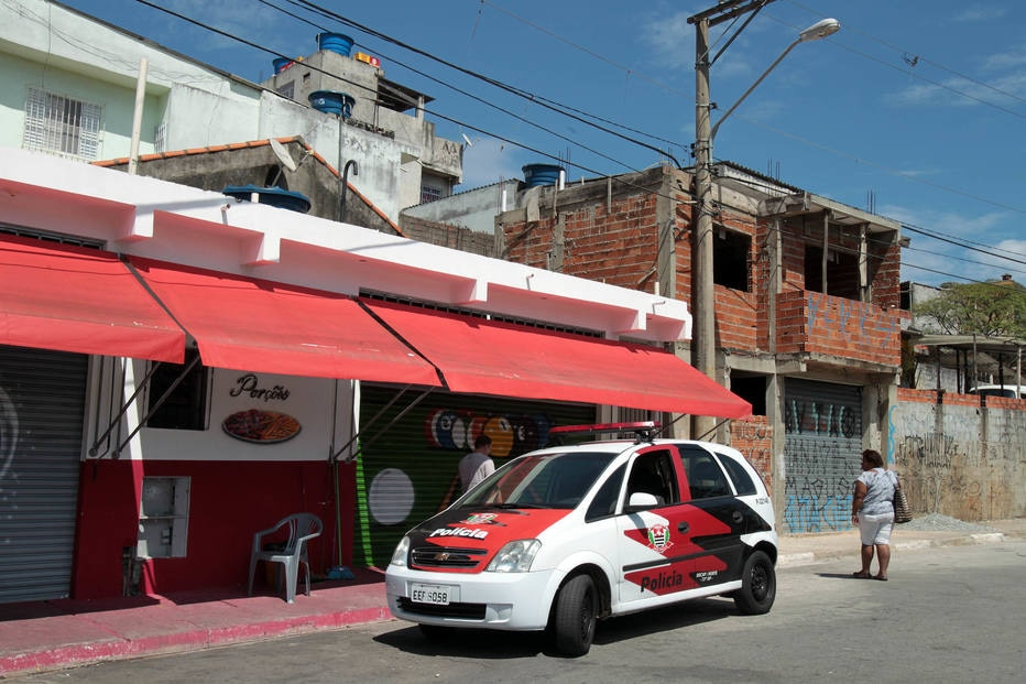Brasil tem nona maior taxa de homicídios do mundo, diz OMS