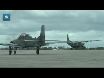 Embraer vende o Super Tucano para Força Aérea Americana