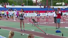 Yelena Isinbayeva mantém esperança de disputar Jogos do Rio