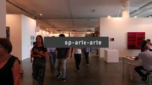 SP-Arte amplia horizontes  e aposta na diversidade de jovens artistas