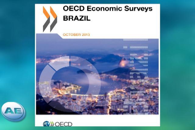 Top News: OCDE rebaixa de novo previsão para PIB do Brasil