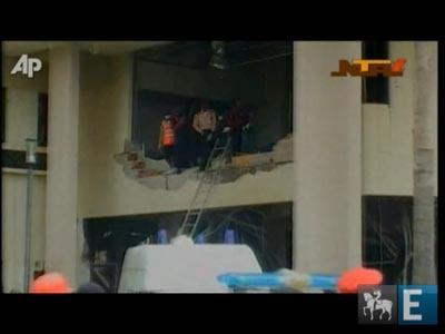 Sede da ONU na Nigéria fica destruída após atentado