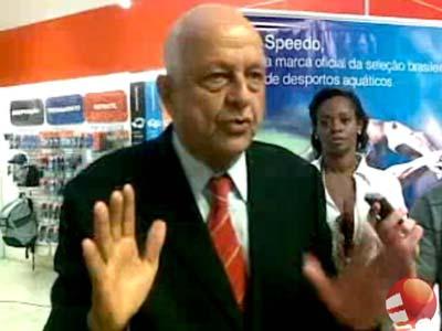 Presidente da CBDA projeta a natação para o Rio 2016