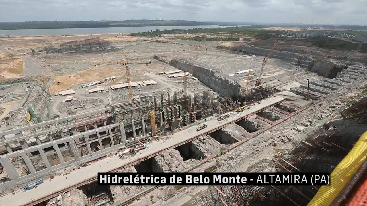 Belo Monte divide aldeias no Xingu