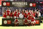 Arsenal faturou a Supercopa da Inglaterra em cima do Chelsea no Wembley
