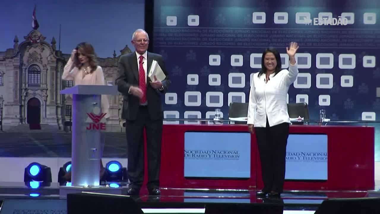 Debate a uma semana das eleições no Peru