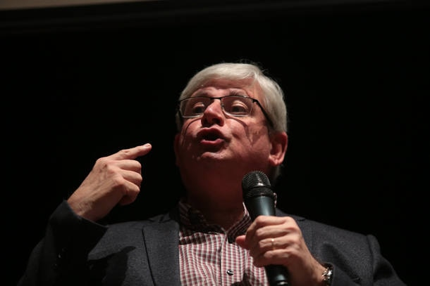 Rodrigo Janot participa de evento em São Paulo