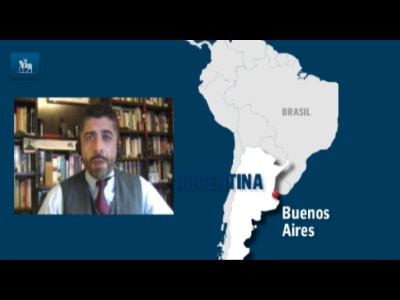 Argentinos escondem economias, aponta estudo