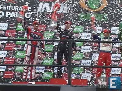 Will Power vence a etapa de São Paulo da Fórmula Indy