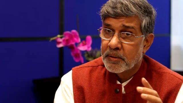 Kailash Satyarthi comenta o papel do BRICS na luta pela paz