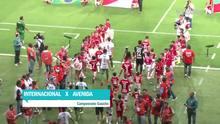 Com gol de Juan, Inter vence o Avenida; veja o gol