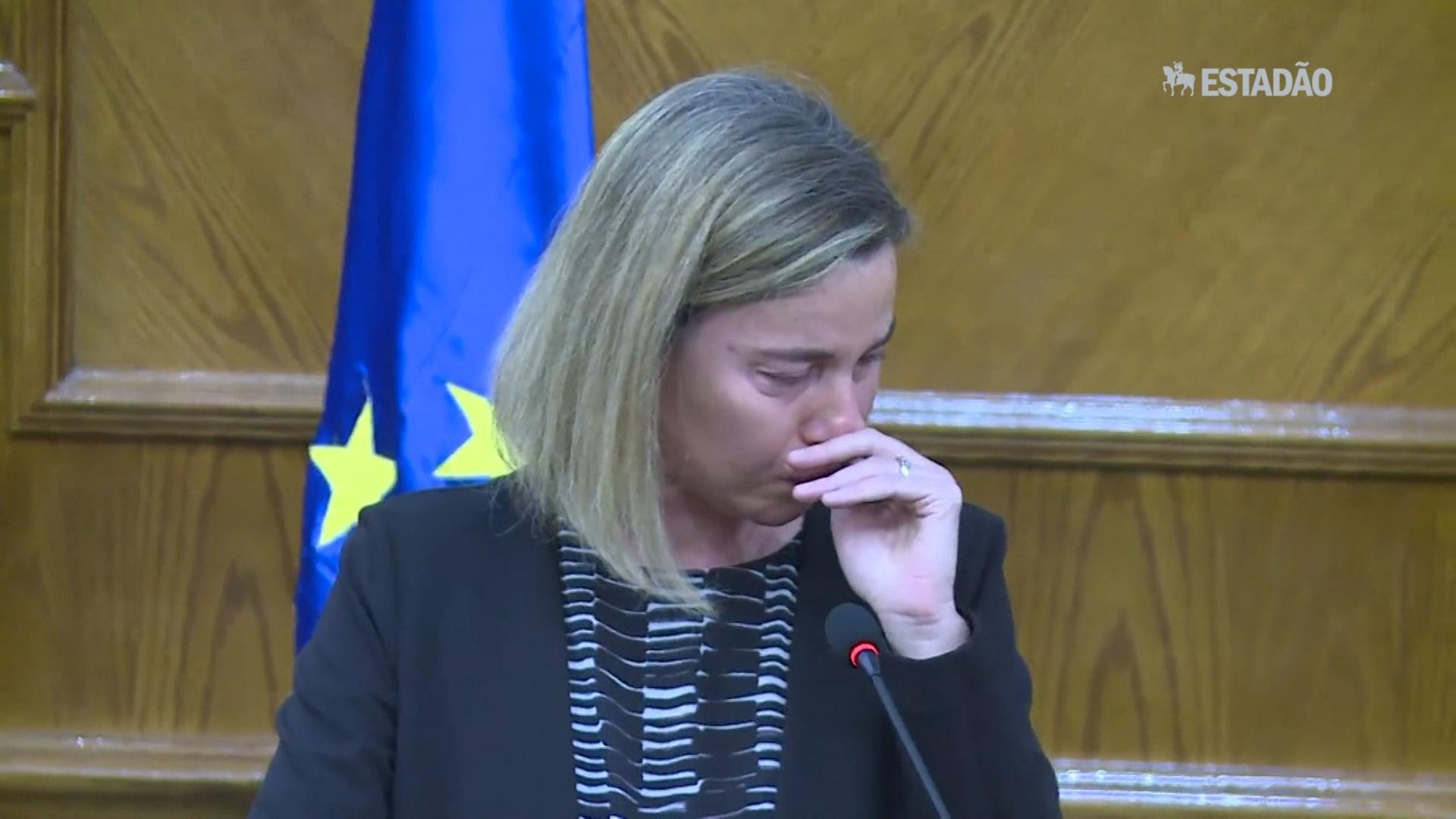Autoridades lamentam atentados em Bruxelas