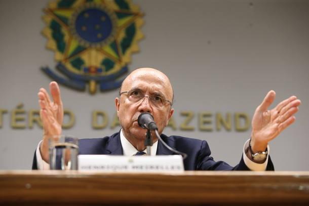 Meirelles mostra o tamanho da melhora da economia que cada brasileiro receberá o atual governo