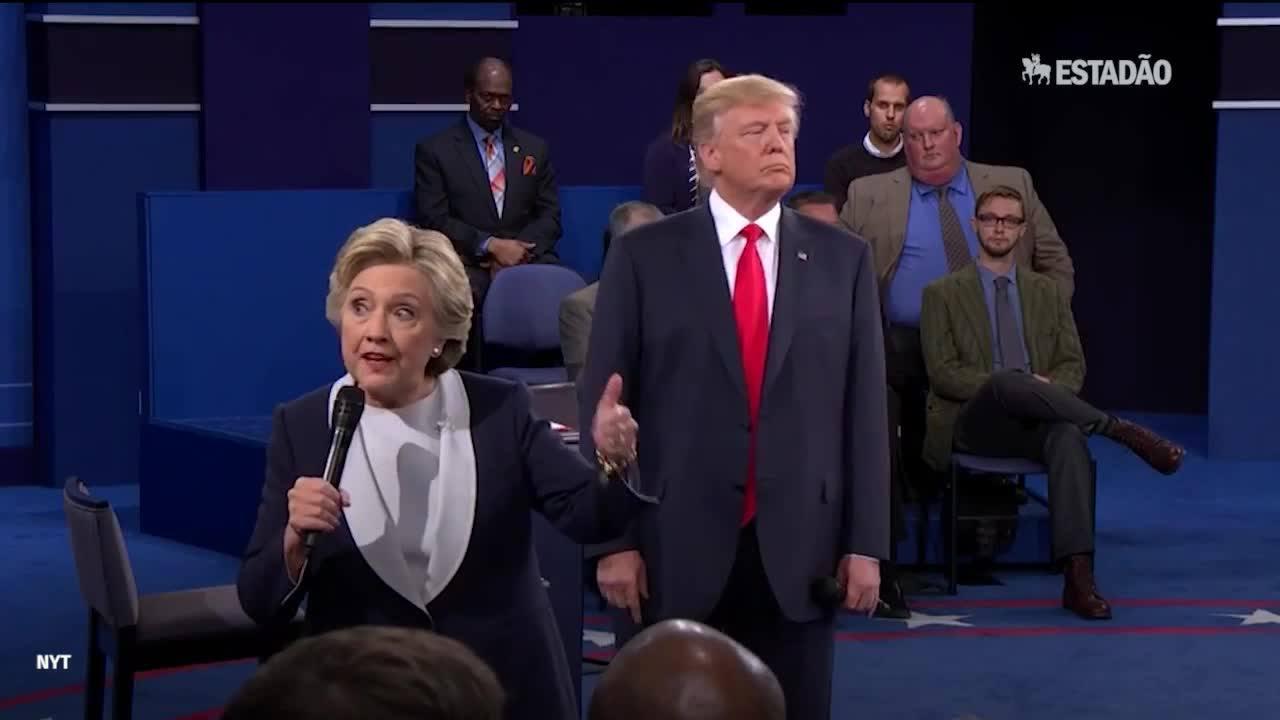 E se Hillary e Trump empatarem?