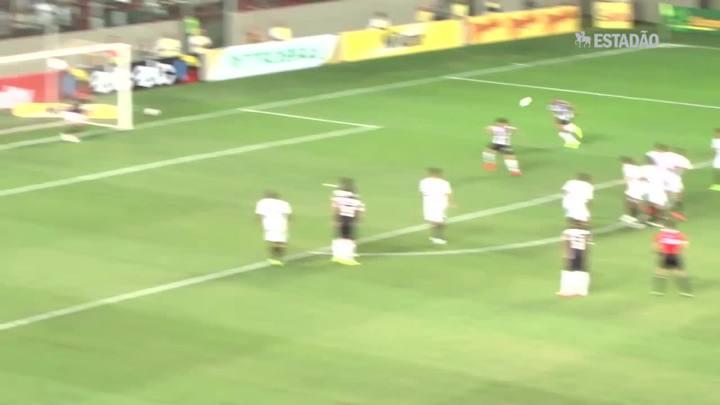 Atlético-MG empata com Figueirense na copa do Brasil; veja os lances