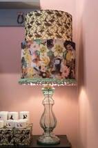 Tecidos estampados por Dedéia Meirelles inspiram coleção;acessórios para decoração;Dedéia Meirelles;Amma Store