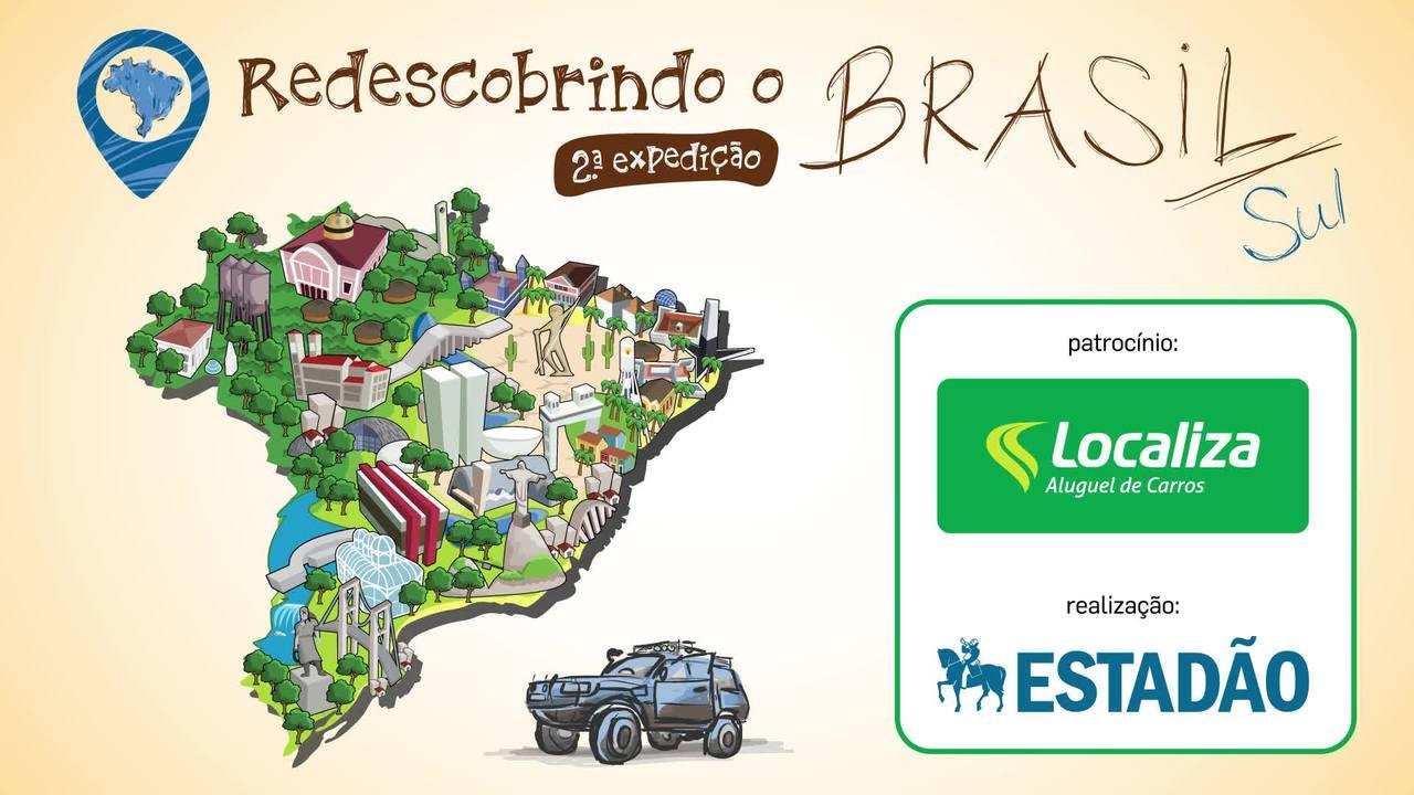 Redescobrindo o Brasil: Porto Alegre