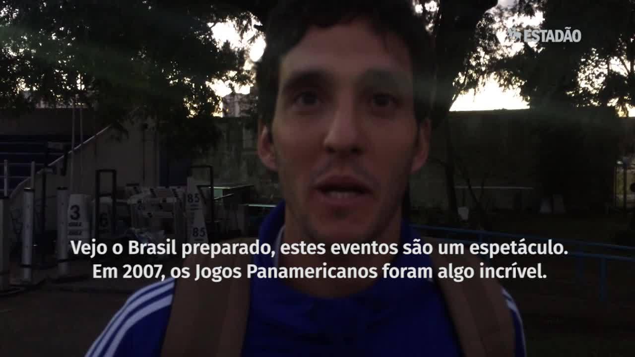 Argentina rumo ao Rio