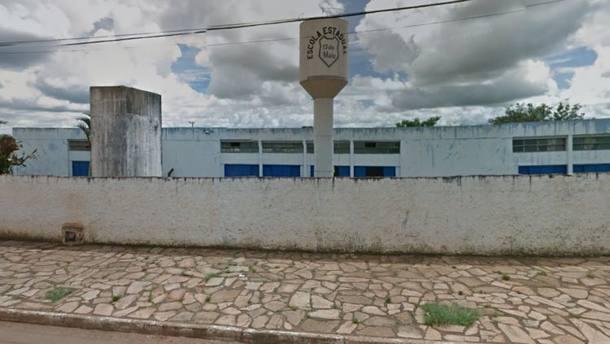 Resultado de imagem para Adolescente é assassinada a tiros em escola de Goiás