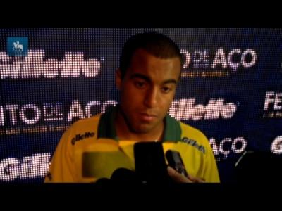 Lucas confia na reabilitação do São Paulo