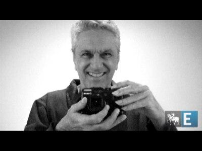 Autoretrato de Caetano Veloso foi inspirado em foto de Kubrick