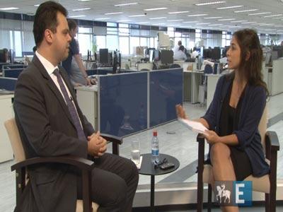 """Político que quer ser vice pretende ser subalterno"", diz Bruno Covas"